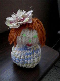 muñeco de lana