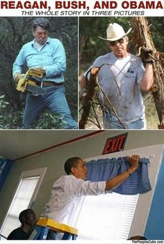 presidential men working funny political pictures