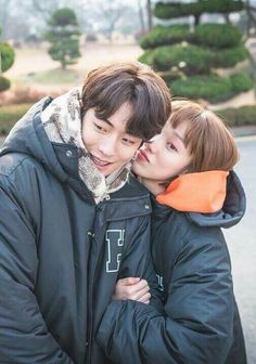 NamLee broke up on my birthday 😭😭 I can't my favorite couple Weightlifting fairy kim bok joo Weightlifting Fairy Kim Bok Joo Wallpapers, Weightlifting Kim Bok Joo, Weighlifting Fairy Kim Bok Joo, Nam Joo Hyuk Lee Sung Kyung, Ver Drama, Joon Hyung, Kdrama, Kim Book, Swag Couples