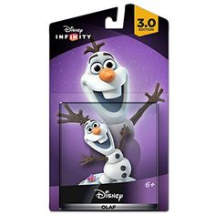Disney Infinity 3.0 Edition: Olaf Figure ** Click image to review more details. (This is an affiliate link) #VideoGames