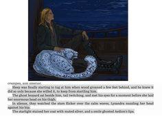Aedion and Lysandra *.* #empireofstorms.  By PhantomRin. Empire of Storms. Sarah J Maas
