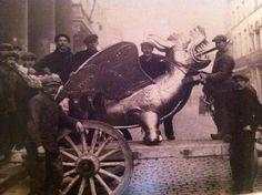 Gulden Draak anno 1913. #BelgianBeer #beer #CraftBeer