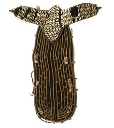 Africa | Woman's headdress from the White River region of Sudan | Cotton and shells | 20th century