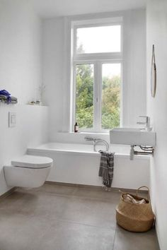 ComfyDwelling.com » Blog Archive » 66 Serene Scandinavian Bathroom Designs