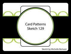 Card Patterns: Sketch #129