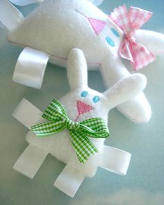 Bunny etsy buy but could make one similar