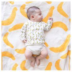 Yummy Tubby baby blanket
