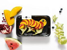Caterpillar Fruit Figure