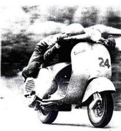 scooter clásica
