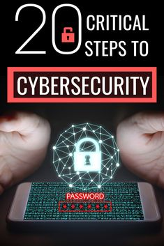 Cybersecurity must be one of your top priorities as a freelancer. Today, we are giving you 20 critical steps to stay protected online and avoid cyber attacks. Blogging Ideas, Blogging For Beginners, Make Money Blogging, Make Money Online, How To Make Money, Best Marketing Companies, Seo Tutorial, Security Tips, Freelance Graphic Design