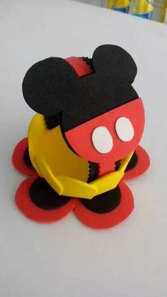 Forminha Mickey em EVA.