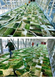 Another 15 Weirdest Rugs and Carpets (cool rugs, funny carpet) - ODDEE