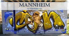 Mannheim: it surprised us! – The adventures of Daisy the bus