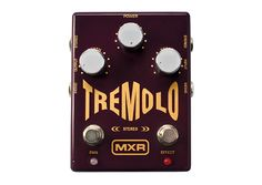 Dunlop Manufacturing :: Electronics :: MXR :: Stereo Tremolo - DISCONTINUED