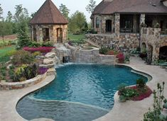 I want something like this when its time to redo my in-ground pool :)