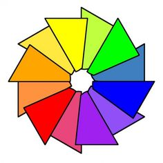 With a little time and patience, you can create the color gold on a color wheel by mixing basic colors. It is possible for you to do it for both traditional mediums, such as paints and dyes, or for web and print. Color Wheel Lesson, Color Wheel Projects, Color Wheel Art, Art Projects, Art And Illustration, Gold Food Coloring, Hair Coloring, Contrast Art, Indie
