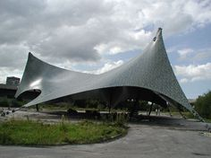 special printed tensile roof designed by ITO FOA London by Poly-Ned