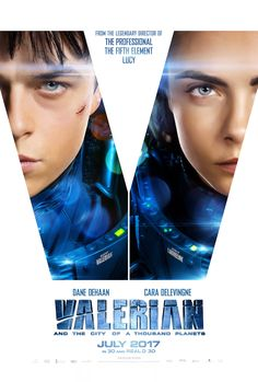 Baixar ou Ler Online Valerian and the City of a Thousand Planets Livro Grátis PDF/ePub - Luc Besson & Christie Golden, In the century, Valerian (Dane DeHaan) and Laureline (Cara Delevingne) are a team of special operatives charged. Dane Dehaan, Sci Fi Movies, Hd Movies, Movies To Watch, Movies Online, Movies Free, Nice Movies, Cara Delevingne, Streaming Hd