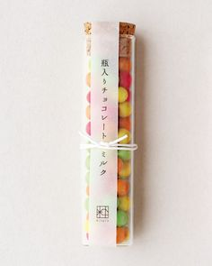 Japanese souvenir idea. Estos frasquitos se compran al por mayor en Once son económicos