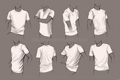 Life study: shirts by Spectrum-VII Source by sonnensprosse ideas drawing Shirt Drawing, Guy Drawing, Drawing People, Drawing Sketches, Art Drawings, Shirt Sketch, Figure Drawings, Drawing Reference Poses, Drawing Poses