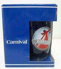 Carnival Cruise Lines Platinum Diamond Members VIFP Club Coffee Cup Tea Mug