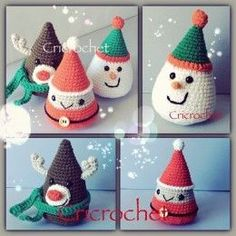Patrón Adornos de Navidad