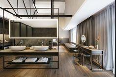 Het Singaporese warenhuis - wonen voor mannen - Singapore, the warehouse hotel, boetiek, azië, zakenreis, vakantie