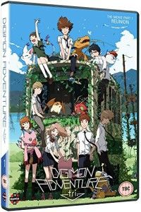 Digimon Adventure Tri: The Movie Part 1 UK Anime DVD Review