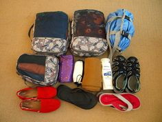 Packing for Southeast Asia - Travel Tips