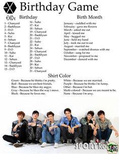 Beast kpop birthday game scenerio | Kpop Makes One original birthday game!EXO-K Version.~ Sorotsu