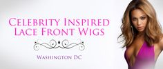 cocolarue designs lace front  wigs for celebrity..