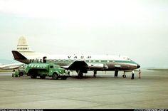 O elegante e confortável turboélice inglês Vickers Viscount foi o primeiro avião comercial equipado com motores a turbina, e representou um...