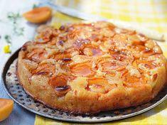 Tarte briochée aux abricots - Recettes