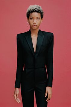 Willow Smith bleached twa