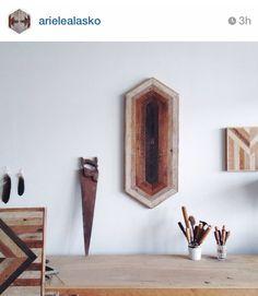 Ariele Alasko- gorgeous wood without stain