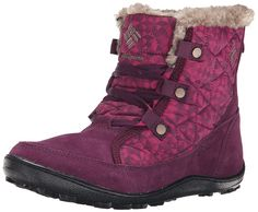 Columbia Women's Minx Shorty OH Print2 Winter Boot * To view further for this item, visit the image link. (Amazon affiliate link)