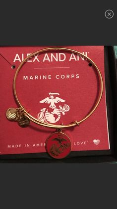 Usmc Alex And Ani - Mercari: BUY & SELL THINGS YOU LOVE (:Tap The LINK NOW:) We provide the best essential unique equipment and gear for active duty American patriotic military branches, well strategic selected.We love tactical American gear Military Girlfriend Quotes, Marine Boyfriend, Marines Girlfriend, Military Mom, Marine Mom, Boyfriend Gifts, Navy Girlfriend, Marine Corps Rings, Marine Corps Ball