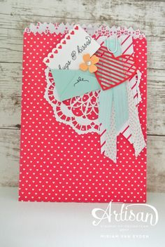 Stampin up Sending Love by Cards and Scrapping