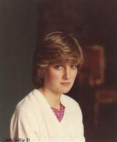 Official Lady Diana portrait by Lady Diana Frances, via Flickr