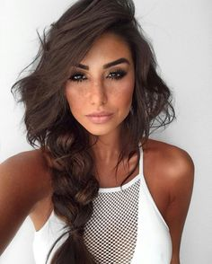 Summer Hair Goals - Looking for Hair Extensions to refresh your hair look instantly? KINGHAIR® only focus on premium quality remy clip in hair. Visit - - for more details Summer Hairstyles, Pretty Hairstyles, Hairstyle Ideas, Hairstyles 2018, Braid Hairstyles, Wedding Hairstyles, Latest Hairstyles, Long Brunette Hairstyles, Long Hairstyles