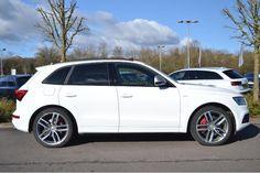 Audi SQ5 SUV 3.0 BiTDI Quattro 5dr