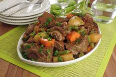 Receita de costela com legumes
