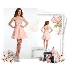 Perfectly Pink! by camillelavie on Polyvore