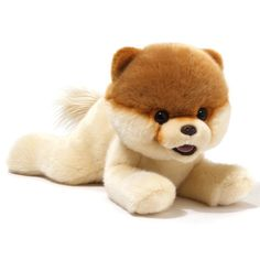 Amazon.com: Gund Boo The World's Cutest Dog from Gund Laying Down Plush: Toys & Games