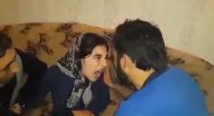 Exorcismo grabado en video a chica poseida por un espiritu