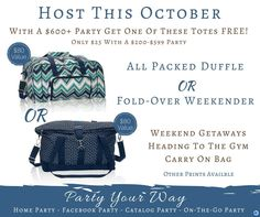 October 2015 Thirty-One Gifts Hostess Special