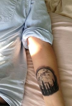 Most Amazing Moon Tattoos photo BubbleGothPrincess' photos