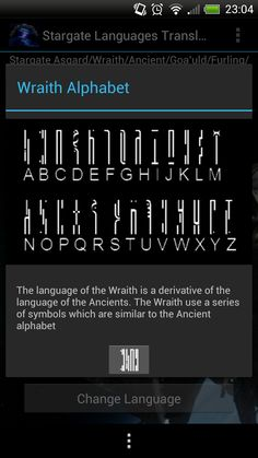Bildergebnis für Wraith schrift