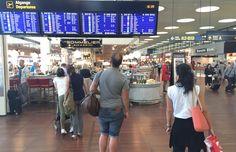 Slik kan det g? hvis du ikke sjekker boardingpasset ditt Ana Maria skulle til K?benhavn - endte i Athen