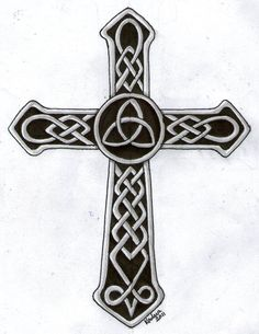 Cross Tattoos | Celtic Cross Tattoo Design by ~Kad-ma on deviantART